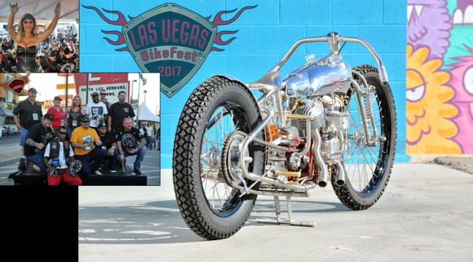 THE 2017 LAS VEGAS BIKEFEST