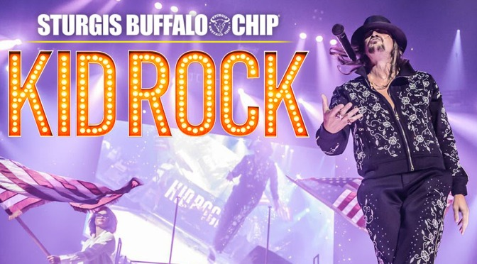 Kid Rock at the Buffalo Chip®