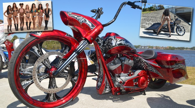 BAGGERS, BABES, AND BIKEWEEK. DOES IT GET ANY BETTER?