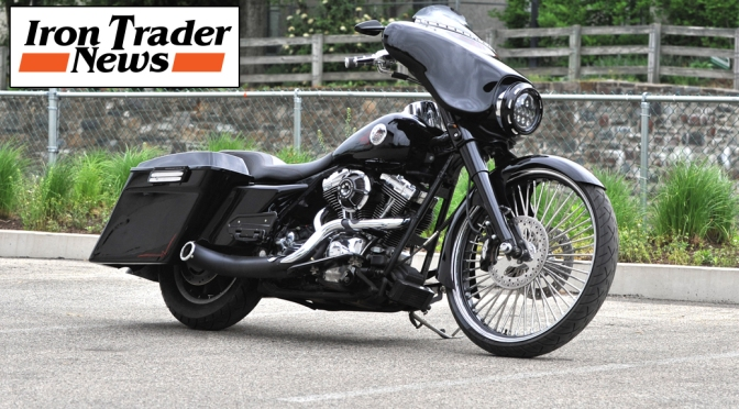CHECK OUT THE IRON TRADER NEWS BAGGER PROJECT