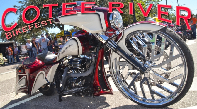 CHECK OUT THE 2018 COTEE RIVER BIKEFEST FROM HOT & SUNNY FLORIDA