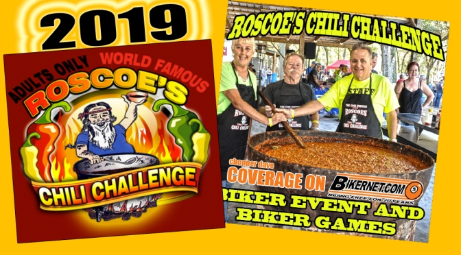 CHECK OUT THE 2018 ROSCOE'S CHILI CHALLENGE