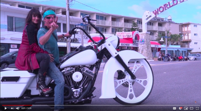 CHOPPER DAVE IN A MUSIC VIDEO? CHECK IT OUT.
