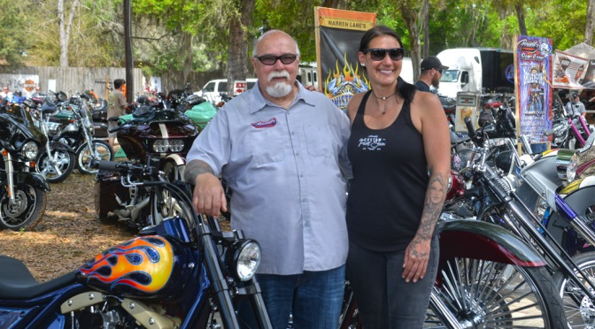 THE PEREWITZ PAINT SHOW, DAYTONA BIKEWEEK 2019