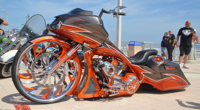 THE BOARDWALK CUSTOM BIKE SHOW, DAYTONA BIKEWEEK 2019