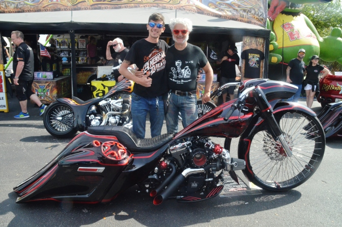 THE RATS HOLE CUSTOM BIKE SHOW, DAYTONA BIKEWEEK 2019