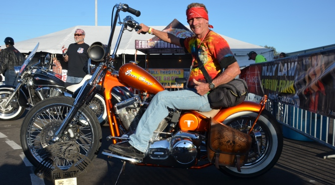 AND THE WINNER OF THE FULL THROTTLE RIDE IN BIKE SHOW IS…
