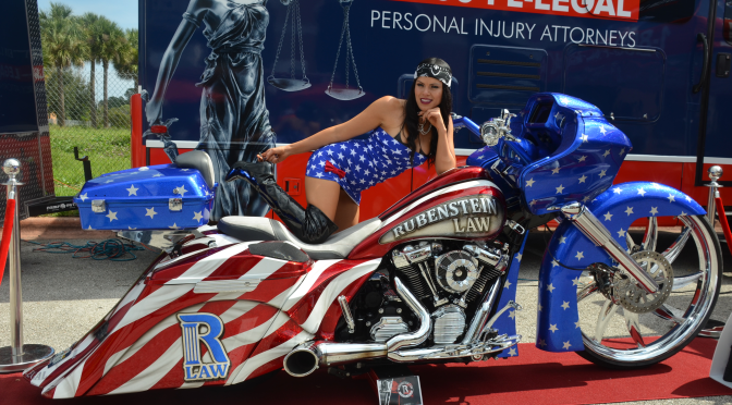 THE FULL THROTTLE BIKE SHOW, DESTINATION DAYTONA, BIKETOBERFEST 2020