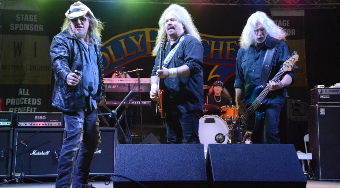 THUNDER BY THE BAY, SATURDAY AND SUNDAY'S EVENTS WITH MOLLY HATCHET 2021