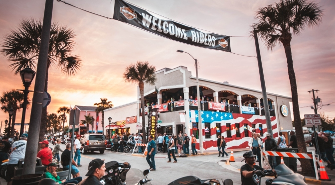 2019 DAYTONA BIKEWEEK by a very special photographer