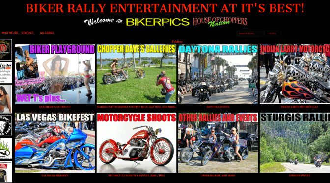 2021 DAYTONA BIKEWEEK IMAGE GALLERIES ARE GROWING!